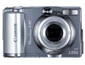 Canon PowerShot A40 Fotoğraf Makinesi Driver İndir