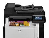 HP LaserJet Pro CM1415fnw Color Multifunction Yazıcı Driver İndir