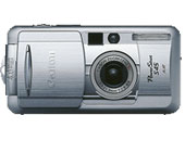 Canon PowerShot S45 Fotoğraf Makinesi Driver İndir