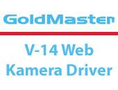Goldmaster V-14 Web Kamera Driver İndir