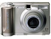 Canon PowerShot A20 Fotoğraf Makinesi Driver İndir