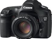 Canon EOS 5D Fotoğraf Makinesi Driver İndir