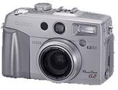 Canon PowerShot G2 Fotoğraf Makinası Driver İndir