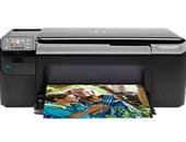 HP Photosmart C4680 All-in-One Yazıcı Driver İndir