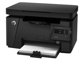 HP LaserJet Pro MFP M125ra   HP® Customer Support