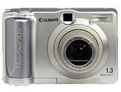 Canon PowerShot A10 Fotoğraf Makinesi Driver İndir