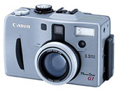 Canon PowerShot G1 Fotoğraf Makinesi Driver İndir