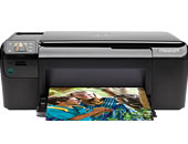 HP Photosmart C4640 All-in-One Yazıcı Driver İndir