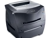 Lexmark E332n Monochrome Laser Yazıcı Driver İndir