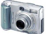 Canon PowerShot A30 Fotoğraf Makinesi Driver İndir