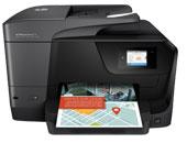 HP OfficeJet Pro 8715 All-in-One Yazıcı Driver İndir