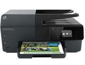 HP Officejet Pro 6830 e-All-in-One Yazıcı Driver