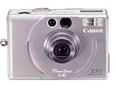 Canon PowerShot S10 Fotoğraf Makinesi Driver İndir