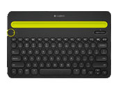 Logitech K480 Bluetooth Multi-Device Klavye Driver İndir