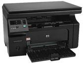 HP LaserJet Pro M1136 Driver İndir