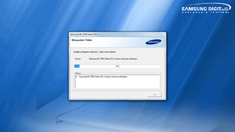 Samsung-ML-2551N-Lazer-Yazıcı-Son-Kurulum